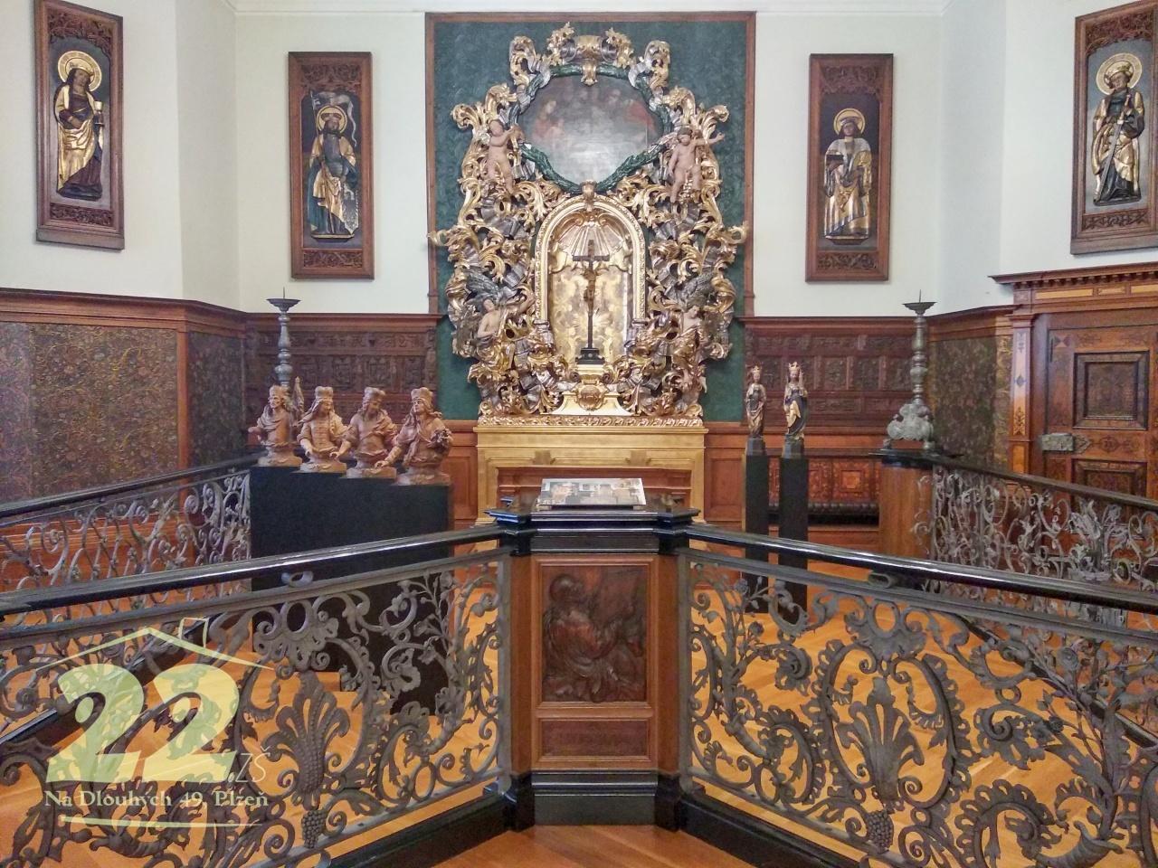 Exkurze do Západočeského muzea