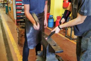 Kovářský workshop DEPO 2015