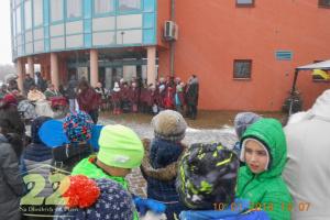 Leden a únor ve školní družině